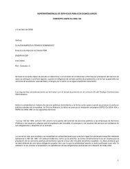 SUPERINTENDENCIA DE SERVICIOS PÚBLICOS ... - Camacol