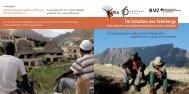 Im Schatten des Tafelbergs - Koordination Südliches Afrika (KOSA)