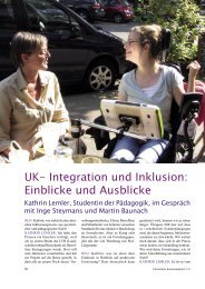 Inge Steymans und Martin Baunach Interview mit Katrin Lemler