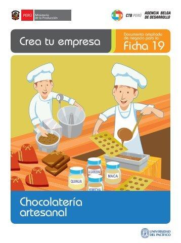 Ficha 19 Chocolatería artesanal - CRECEmype