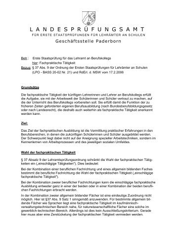 LPO 2003_Grundsätze [pdf-Datei: 137 kByte] - Das ...
