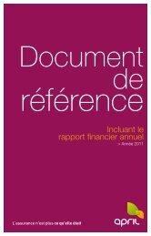 Lire le document - April