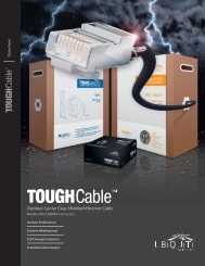 TOUGHCable™ | Datasheet - Ubiquiti Networks