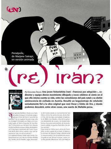 20-22 persepolis.qxd - Revista La Central