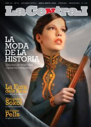 1-60 La central 10.qxd - Revista La Central