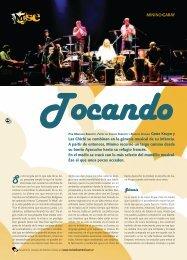 música de Minino Garay - Revista La Central