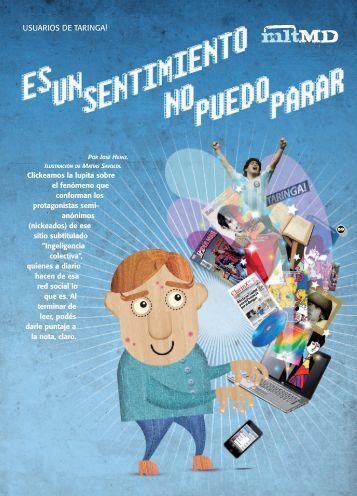 USUARIOS DE TARINGA! - Revista La Central
