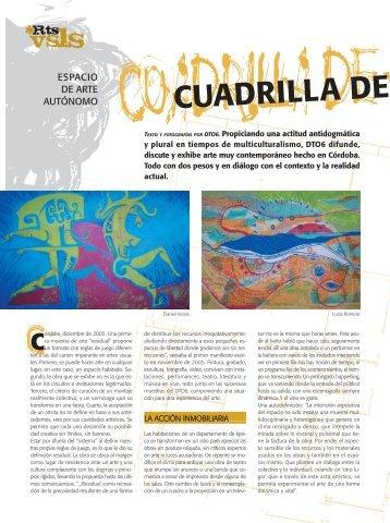 16-19 arte residual.qxd - Revista La Central