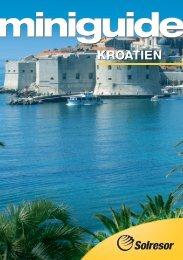Kroatien - Solresor