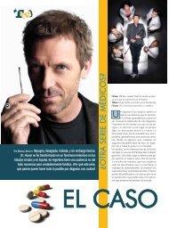 12-13 dr house.qxp - Revista La Central