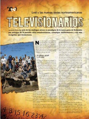 10-11 lost.qxd - Revista La Central