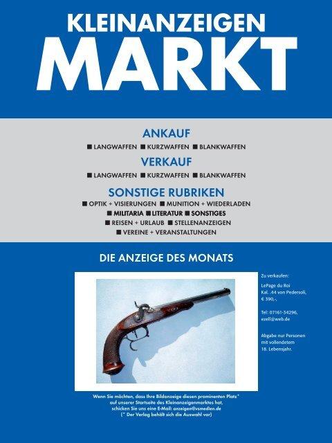 KLEINANZEIGEN - VS Medien Online-Shop