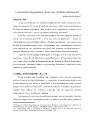 A teoria do pauperismo de Karl Marx - versao Cemarx V.rtf - Unicamp