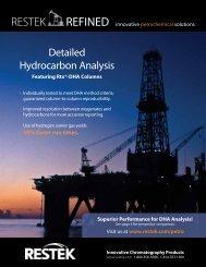 Detailed Hydrocarbon Analysis