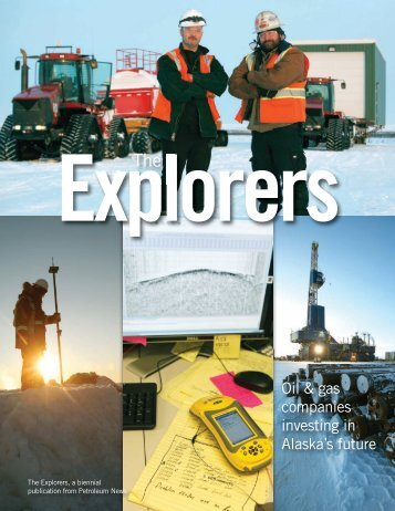 The Explorers 2012:Layout 1 - for Petroleum News