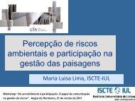 Lima, L.P_11_Percepção dos Riscos Ambientais e ... - CITA-A