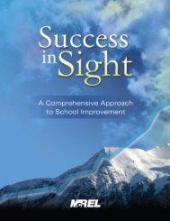 A Comprehensive Approach to School Improvement - McREL