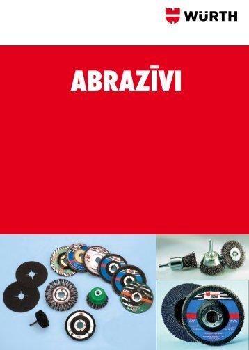Abrazīvi - Würth