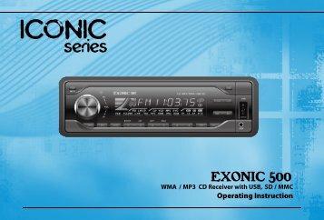 Exonic 500 - Ample Audio