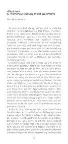 Download Programm FLUCHTEN - künstlerverein walkmühle ... - Page 5