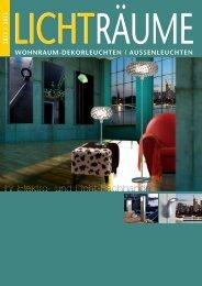 2011 / 2012 wohnraum-dekorleuchten | aussenleuchten