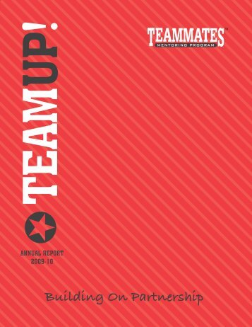 2010 Annual Report - TeamMates