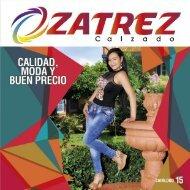 Catálogo Zatrez No. 15