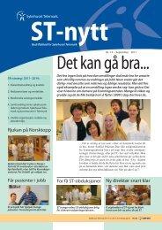 ST-nytt nr. 14, 2011 - Sykehuset Telemark