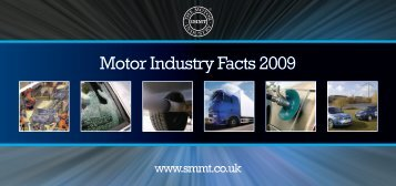 Motor Industry Facts 2009 - Fleet News