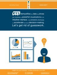 Let's get rid of guesswork. - International Asset Systems