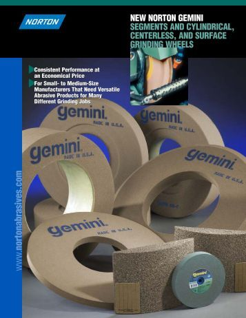 Gemini Brochure 8018 2007.qxd - Norton
