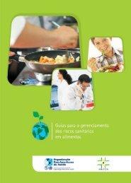 Guias para o gerenciamento dos riscos sanitários em alimentos