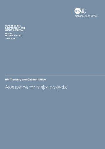 executive summary - National Audit Office