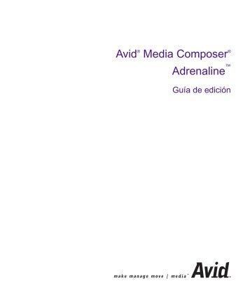 AVID Media Composer - Páxinas persoais - USC