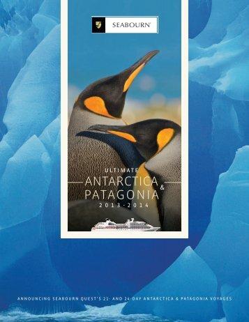 12-SEA-005 Antarctica DestMailer.indd - Seabourn