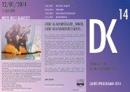Dorfkultur flyer 2014.pdf - vhs bad segeberg