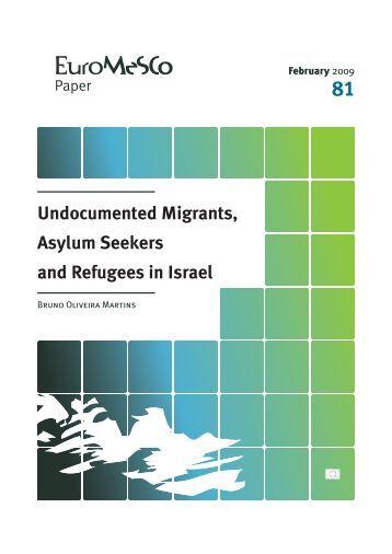Undocumented Migrants, Asylum Seekers and ... - Euromesco