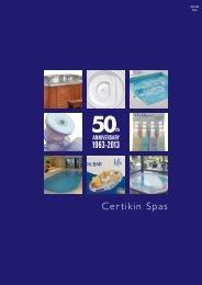 Certikin Spas - Nordiska Kvalitetspooler
