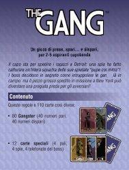 The Gang - regole
