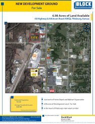 Pittsburg KS Land.pdf - Block and Company