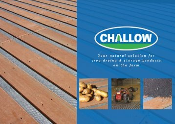 Challow Crop drying