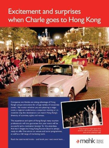 Charle - Discover Hong Kong
