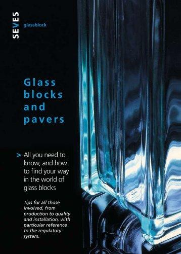 PDF file - Seves glassblock