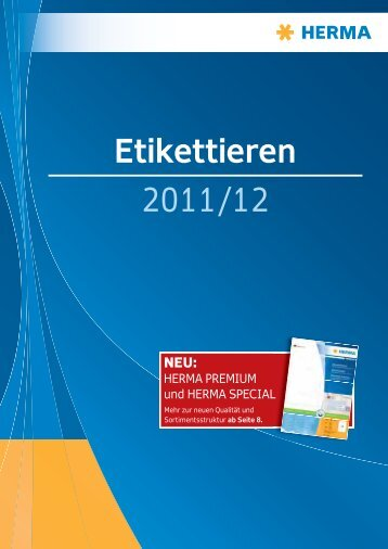 Etikettieren 2011/12 - Soft-Carrier