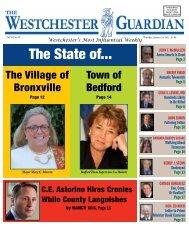 January 24, 2013 - WestchesterGuardian.com