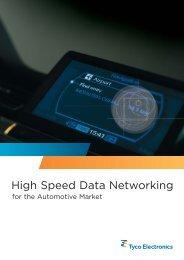 High Speed Data Networking - Digikey