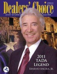 2011 TADA Chairman's - Media Communication Group