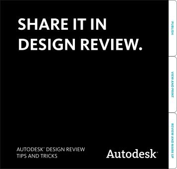 SHARE IT IN DESIGN REVIEW.