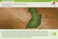 Paraguay: la China de América - Manosanta