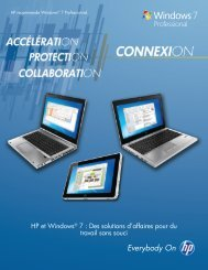 Everybody On - HP + Windows 7